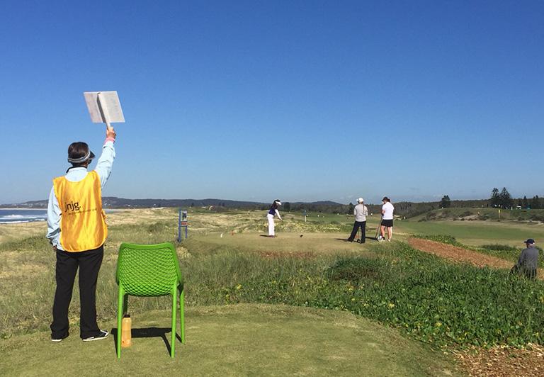 広大な自然が広がるリンクスコースのベルモントゴルフクラブ写真3