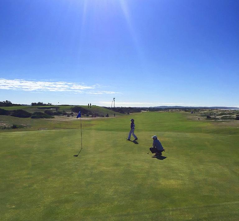 広大な自然が広がるリンクスコースのベルモントゴルフクラブ写真5