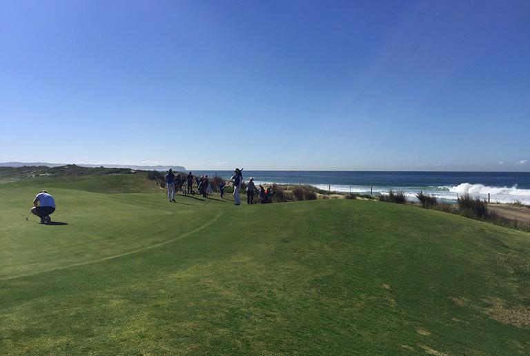 広大な自然が広がるリンクスコースのベルモントゴルフクラブ2